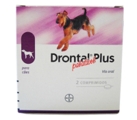 Drontal Plus Flavour palatável