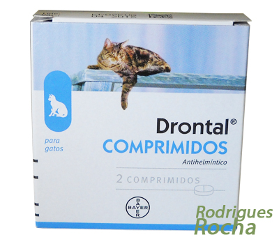 Drontal Gatos 2 Comprimidos