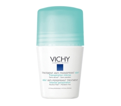 Vichy Tratamento Anti-Transpirante 48h Roll on