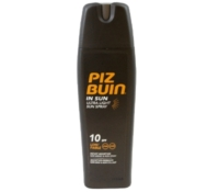 Piz Buin In Sun Ultra Light Spray FPS 10