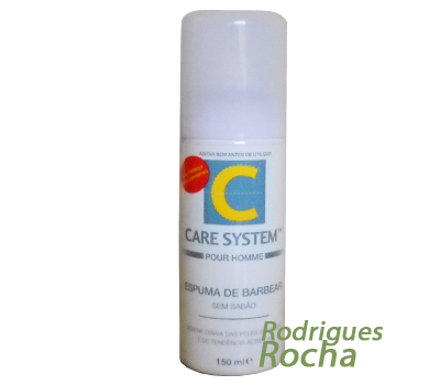 Care System Espuma de Barbear