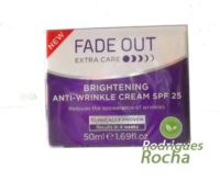 FADE OUT Extra Care Anti-rugas SPF 25