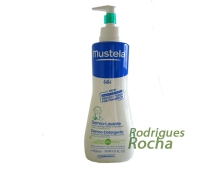 Mustela Dermo-Lavante 500 ml