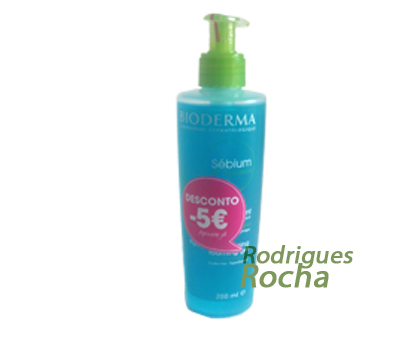 Bioderma Sébium Gel Moussant PROMO 200 ml
