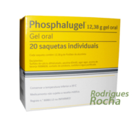 Phosphalugel Gel oral