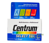 Centrum Select 50+ 30 Comp