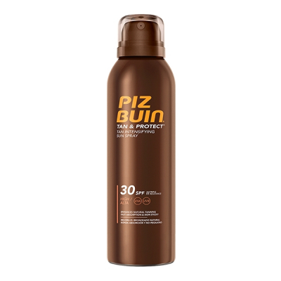 Piz Buin Tan & Protect Spray Intensificador Bronzeado SPF30