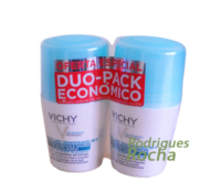 Vichy Tratamento Anti-Transpirante 48h Roll on Promo DUO