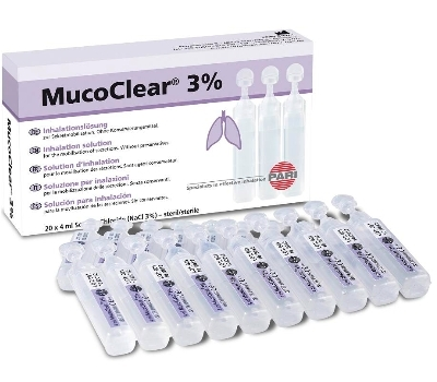 Mucoclear 3%