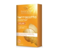 Terracotta Cocktail Solar