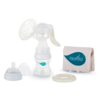 Nuvita Extrator Manual Materno Easy