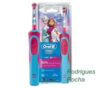 Oral B Stages Power Kids Escova Elétrica Frozen