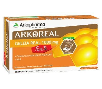 ArkoReal Geleia Real Forte