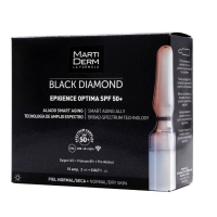 Martiderm Black Diamond Epigence Optima SPF50+ 10ampolas