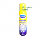 Scholl Fresh Step Spray Desodorizante Para Pés