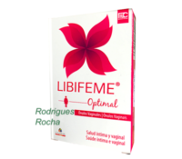 Libifeme Optimal Óvulos Vaginais