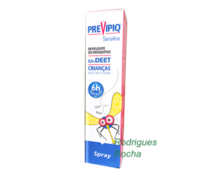 PREVIPIQ Sensitive Spray Repelente de Mosquitos