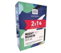 Martiderm Platinum Night Renew Mask Pack Promocional