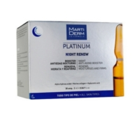 Martiderm Platinum Night Renew 30 ampolas