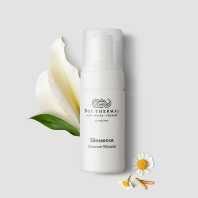 Boí thermal Silessence Cleanser Mousse